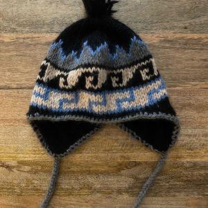Men's winter hat